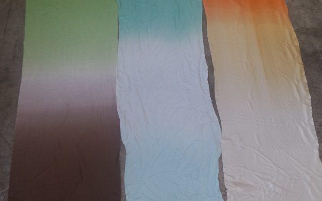Degrade a 2 colori – lavorazione in pezza 04