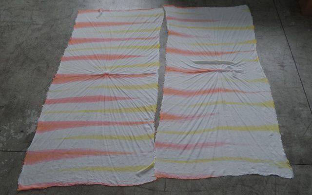 Tye and Dye 2 colori 05 – lavorazion in capo